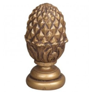 Finesse Pineapple Finial ~ Each