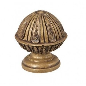 Finesse Small Ball Finial ~ Each