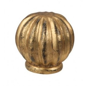 Finesse Cantaloupe Finial ~ Each