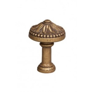 Finesse Rosette Finial Short ~ Each