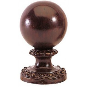 Finesse Ball Finial Medium ~ Each
