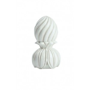 Finesse Double Twist Finial ~ Each