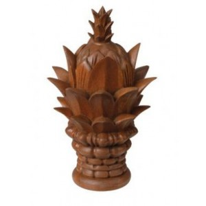 Crown Pineapple Finial