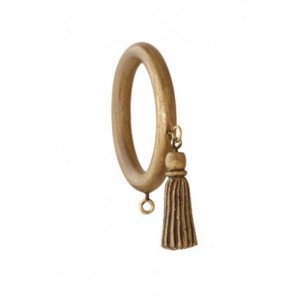 "2"" Petite Tassel Decor Ring"