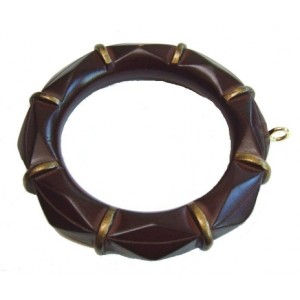 "Lancelot Ring for 2"" Curtain Rod~Each"