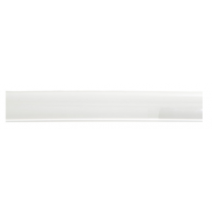 "8' Acrylic Drapery Curtain Rod for 1.5"" Diameter~Each"