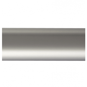 Aria 4' Metal Curtain Rod