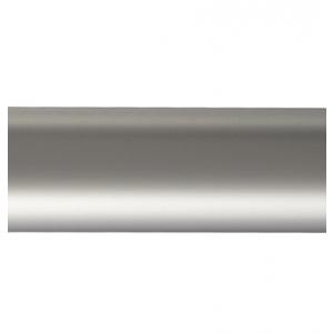 "Aria 12 Metal Curtain Rod~1 1/8"" Rod Diameter"