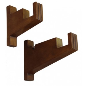 East Village Fruitwood Bracket~Pair