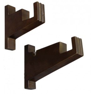 East Village Walnut Bracket~Pair