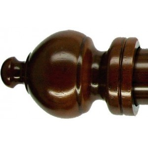 "Sherwood Finial for 2"" Curtain Rods~Each"