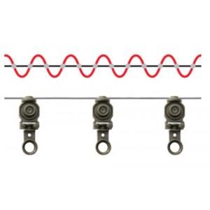 Brown Ripplefold Ball Bearing Roller Carrier~Each