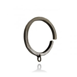 "City Curtain Ring for 1 1/4"" Curtain Rods~Each"