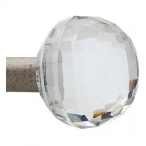 776 Crystal Finial
