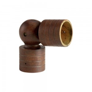 "Kirsch Buckingham Swivel Socket for 2"" Diameter Rod"