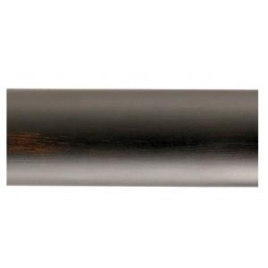 """6' Smooth Drapery Curtain Rod ~ 1 3/8"""" Diameter"""