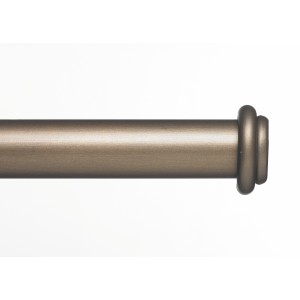 "End Cap Double Rod Set ~ 1"" Diameter"