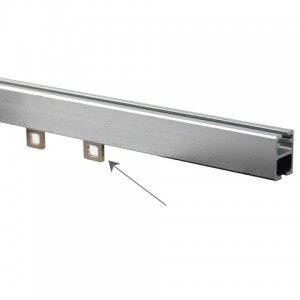 Metal Rail Carriers for Secondary Rail~Each