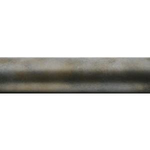 """10' Metal Pole for 1/2"""" Curtain Rod~Each"""