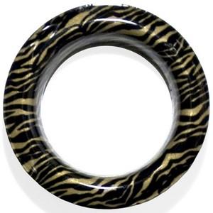 Zebra #12 Grommet - Designer Finish~Each
