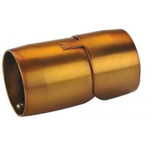 "Bronze Elbow Joint for 1 3/8"" Curtain Rod~Each"