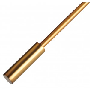 "Brass 41"" Baton Wand~Each"