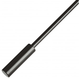"Rubbed Brown 39"" Baton Wand~Each"