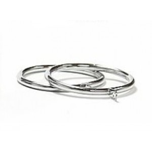"Polished Chrome Curtain Ring for 1 1/2"" Curtain Rod~Each"