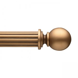 """Claire Finial for 2"""" Curtain Rod~Each"""