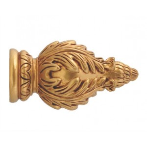 "Alexanderia Finial for 2"" Rod Diameter"