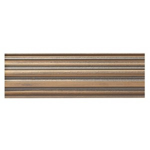 14' Fluted Wood Pole~2 Inch Rod Diameter