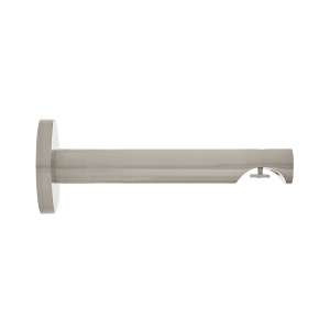 """H-Rail Wall Bracket for 1 1/8"""" Curtain Track~6"""" Projection"""