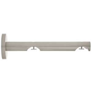"""H-Rail Double Wall Bracket for 1 1/8"""" Curtain Track~3"""" and 7 1/2"""" Projection~Each"""