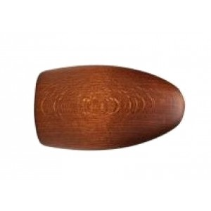 "Forest Basic Finial for 2"" Wood Drapery Rod"