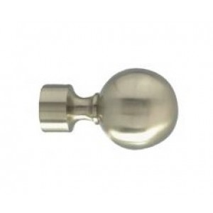 "Ball Finial for 1"" Curtain Rod ~ Each"
