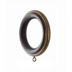 "Ribbed Curtain Ring for 2"" Drapery Rod~Each"