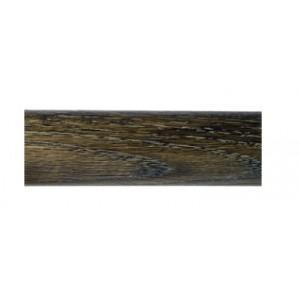 "8' Oak Curtain Rod~1 3/8"" Rod Diameter"