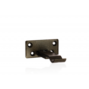"Horizontal Adjustable Bypass Bracket for 1 1/4"" Drapery Curtain Rod~Each"