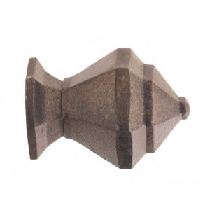 "Gramercy Finial for 1"" Rod"