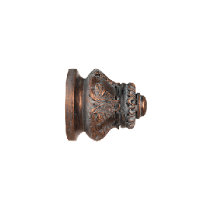 "Lennox Finial for 1 3/8"" Curtain Rod~Each"