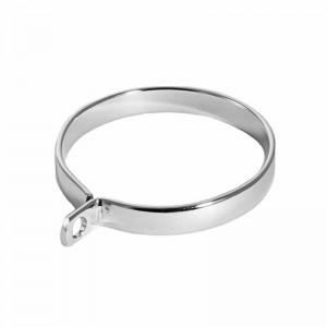 """Flat Ring for 1 1/8"""" Rod ~ Each"""