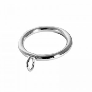 "Plain Ring for 1 1/8"" Rod ~ Each"