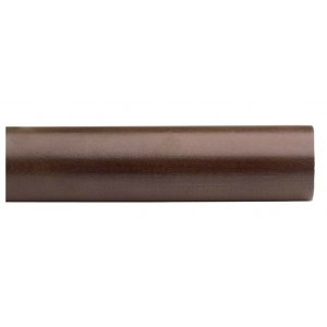 "Kirsch 1 3/8"" Wood Trends Classics Smooth 8' Wood Pole"