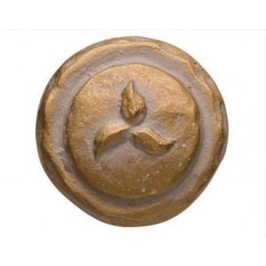 "Marcus Holdback Medallion~1 1/2"" Diameter~Pair"