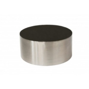 """End Cap Finial for 1 1/2"""" Drapery Track~Each"""