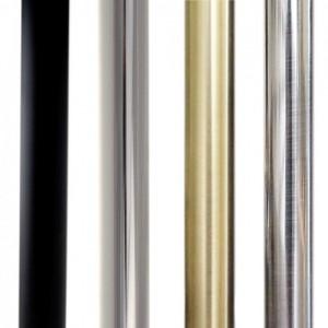 "4' Smooth Rod 1 1/8"" Diameter ~ Each"