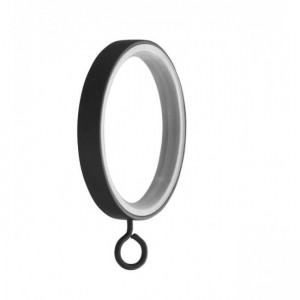 """Metal Ring with eyelet for 1 3/8"""" Drapery Curtain Rod~Each"""