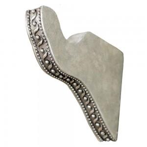 "Ornamental Bracket for 1 3/8"" Curtain Rod~Pair"