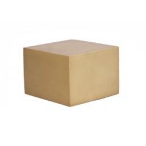 "Cube Curtain Rod Finial for 1 1/2"" Drapery Track~Each"