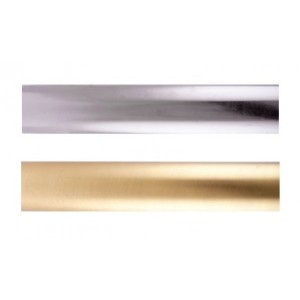 "12' Park Avenue Curtain Rod~1 1/2"" Diameter"